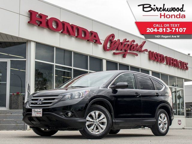 2012 Honda CR-V EX in Winnipeg, Manitoba
