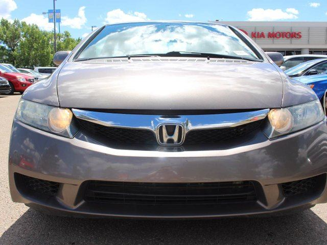 2009 HONDA CIVIC SUNROOF, USB, AIR CONDITIONING, CRUISE in Edmonton, Alberta