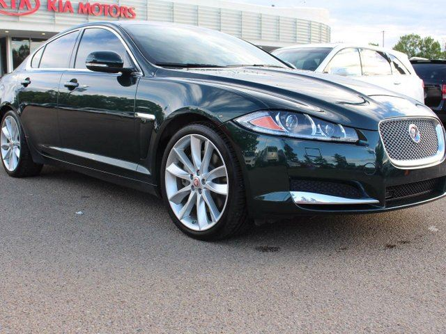 2014 JAGUAR XF SUPERCHARGED AWD, SUNROOF, HEATED SEATS in Edmonton, Alberta