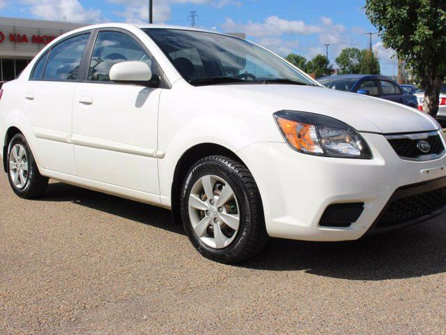 2011 Kia Rio EX, HEATED SEATS, AIR CONDITIONING, CRUISE in Edmonton, Alberta