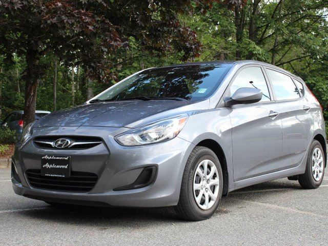 2014 HYUNDAI ACCENT GLS in Langley, British Columbia