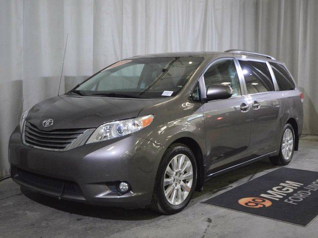 2013 Toyota Sienna           in Red Deer, Alberta