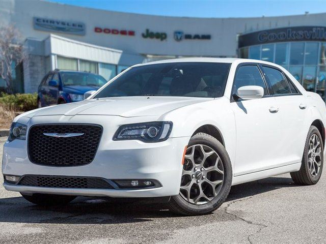 2016 CHRYSLER 300 S AWD, NAVI, BACK UP, LEATHER in Mississauga, Ontario