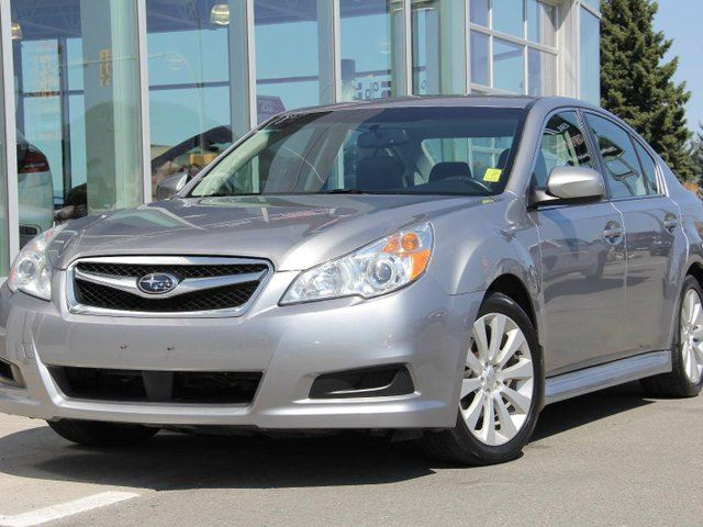 2010 SUBARU LEGACY 2.5 i Sport Package in Kamloops, British Columbia