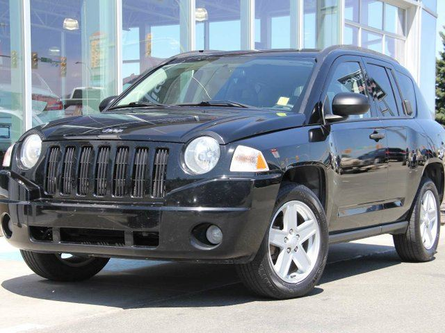 2007 JEEP COMPASS Sport/North in Kamloops, British Columbia