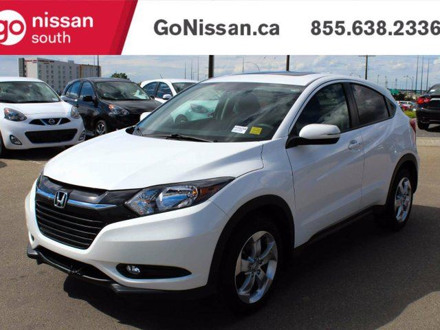 2016 HONDA HR-V EX 4dr All-wheel Drive in Edmonton, Alberta