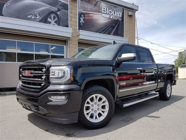 2016 GMC Sierra 1500 SLE in Sainte-Marie, Quebec