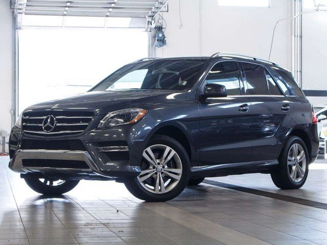 2013 MERCEDES-BENZ M-CLASS ML 350 BlueTEC 4MATIC in Kelowna, British Columbia