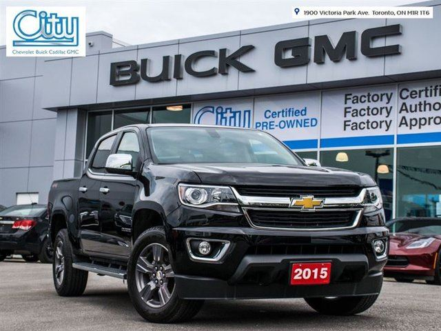 2015 Chevrolet Colorado 4WD LT in Toronto, Ontario