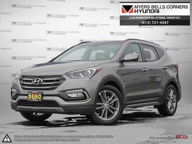 2017 hyundai santa fe sport 2 0t se awd ottawa ontario. Black Bedroom Furniture Sets. Home Design Ideas