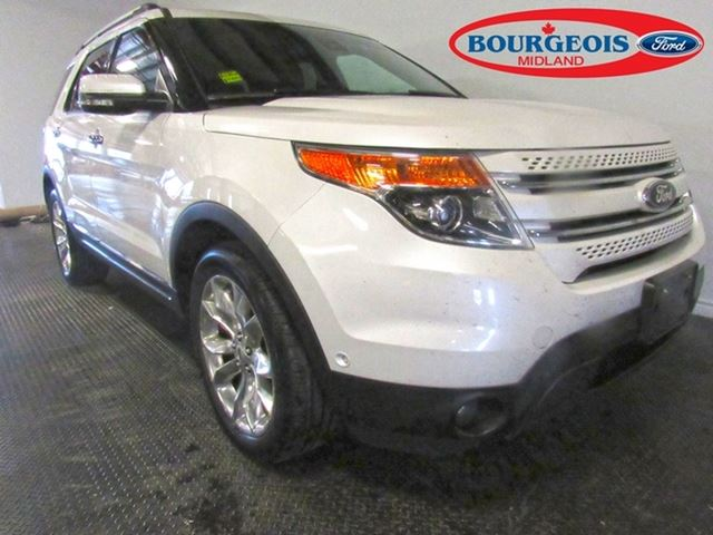 2013 Ford Explorer LIMITED 3.5L V6 in Midland, Ontario