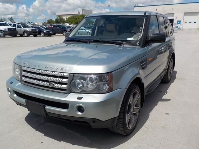 2006 Land Rover Range Rover SPORT in Innisfil, Ontario