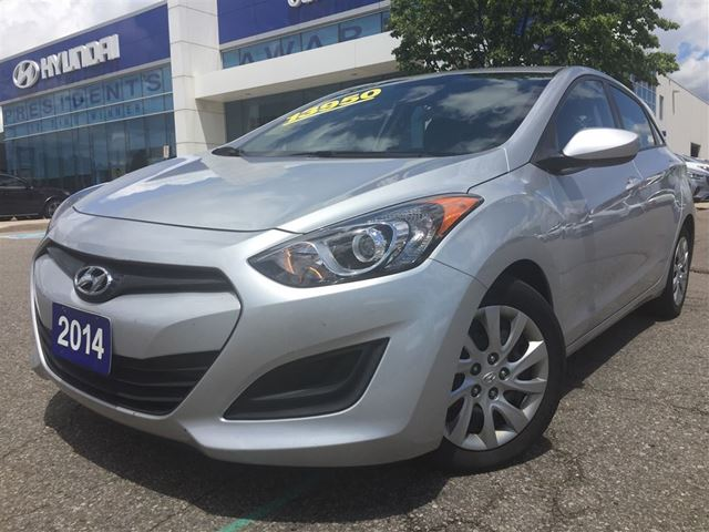 2014 Hyundai Elantra GL  A/T  HEATED SEAT  BLUETOOTH  NO ACCIDENT in Oakville, Ontario