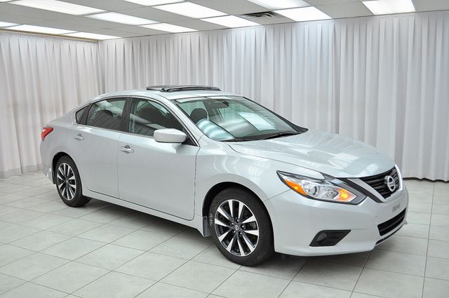 2016 NISSAN ALTIMA 2.5SV SEDAN w/ BLUETOOTH, HEATED SEATS, REMOTE  in Dartmouth, Nova Scotia