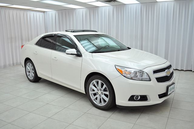 2013 Chevrolet Malibu LT2 SEDAN w/ BLUETOOTH, HEATED LEATHER, DUAL CL in Dartmouth, Nova Scotia