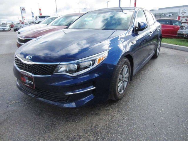 2016 KIA OPTIMA LX ECO *Discounted New Kia! 3 Available!* in Winnipeg, Manitoba