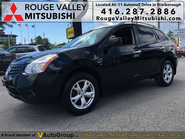 2010 NISSAN ROGUE SL, PRICED TO SELL !!! in Scarborough, Ontario