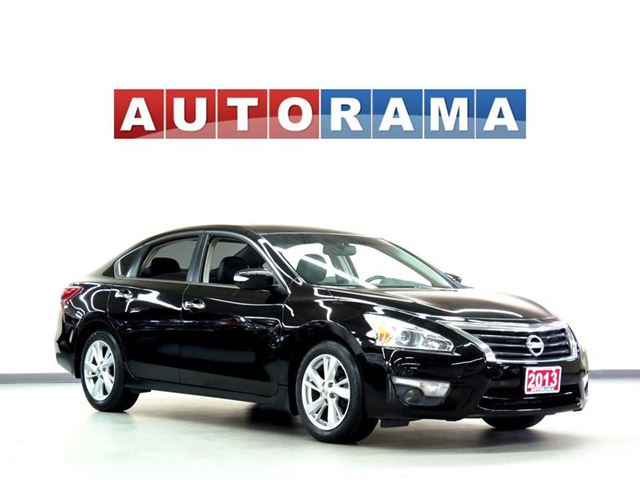 2013 Nissan Altima TECH PKG NAVI LEATHER SUNROOF BACKUP CAM in North York, Ontario