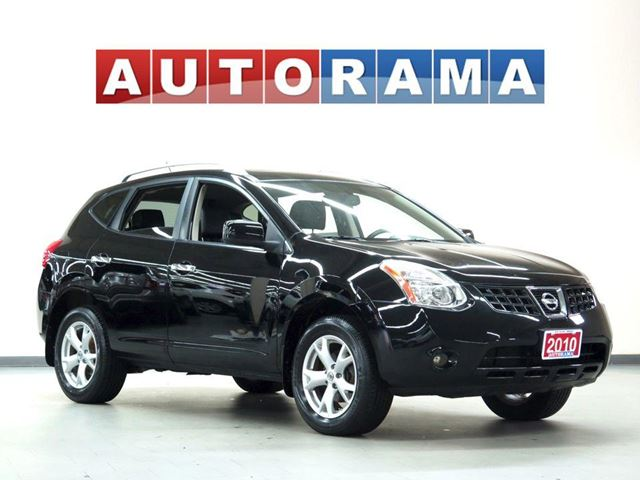2010 NISSAN ROGUE SL 4WD LEATHER SUNROOF ALLOY WHEELS in North York, Ontario