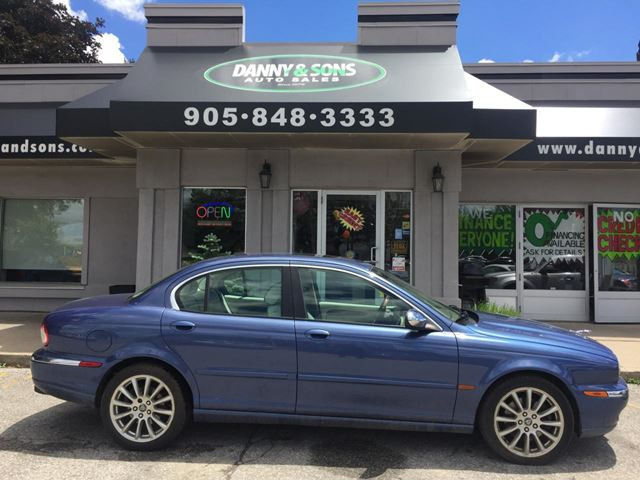 2005 JAGUAR X-TYPE           in Mississauga, Ontario