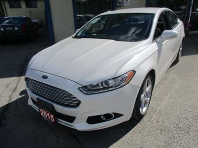 2015 Ford Fusion POWER EQUIPPED SE EDITION 5 PASSENGER 2.5L - DO in Bradford, Ontario