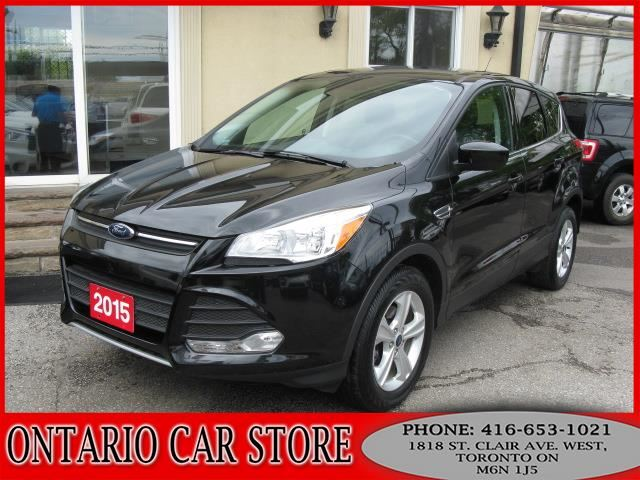 2015 FORD ESCAPE SE !!!1 OWNER NO ACCIDENTS!!! in Toronto, Ontario