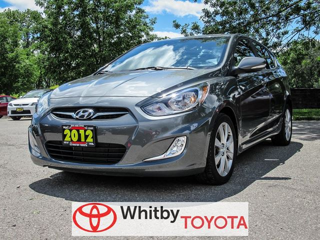 2012 HYUNDAI ACCENT           in Whitby, Ontario