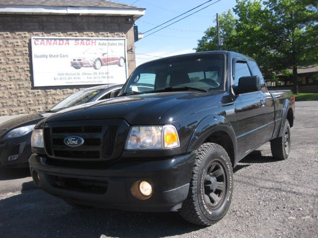2010 Ford Ranger Sport V6 AWESOME DEAL ! 12M.WRTY+SAFETY $6990 in Ottawa, Ontario