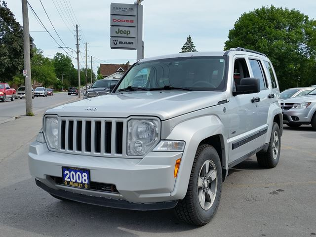 2008 Jeep Liberty Sport in Lindsay, Ontario