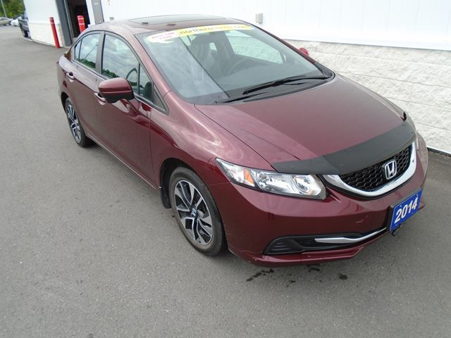 2014 Honda Civic EX in North Bay, Ontario