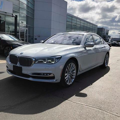 2016 BMW 7 Series 750 in Oakville, Ontario