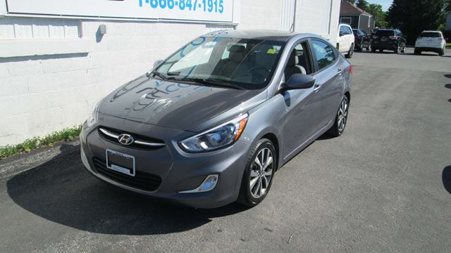2017 hyundai accent se richmond ontario car for sale for Hyundai motor finance payoff