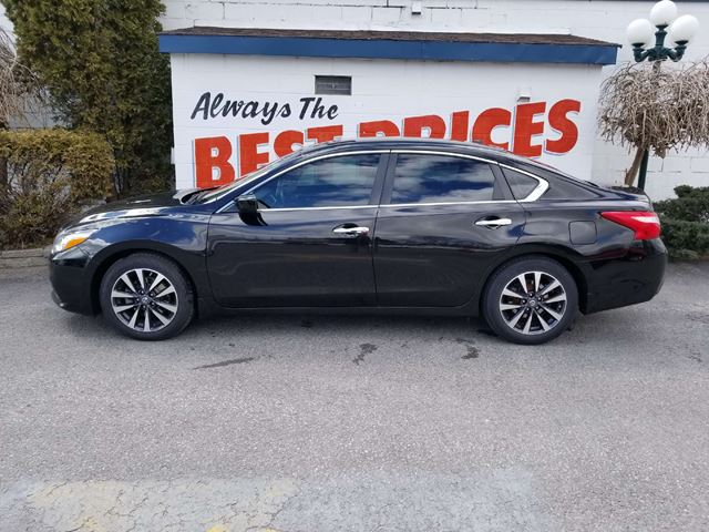 used 2016 nissan altima 2 5 sv heated seats back up camera remote starter oshawa. Black Bedroom Furniture Sets. Home Design Ideas