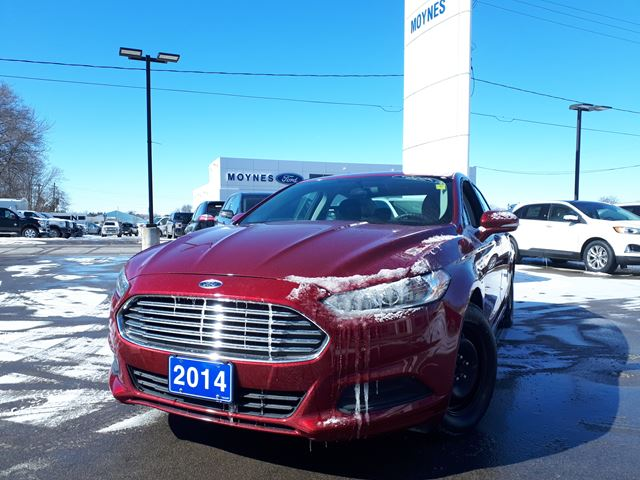 2014 Ford Fusion SE in Lindsay, Ontario