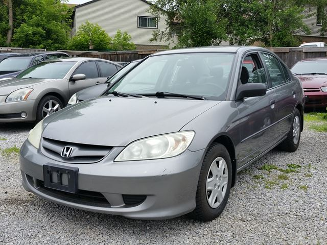 2004 HONDA CIVIC  SE in Scarborough, Ontario