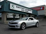 2011 Chevrolet Camaro 2SS W/ LEATHER & SUNROOF in Ottawa, Ontario