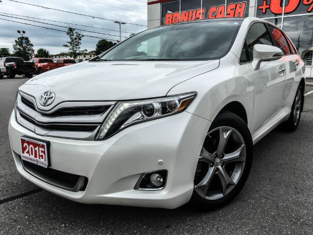 2015 Toyota Venza   V6 AWD LIMITED! in Cobourg, Ontario
