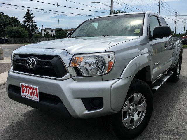 2012 Toyota Tacoma   4CYL 4X4-MANUAL TRANS!!! in Cobourg, Ontario