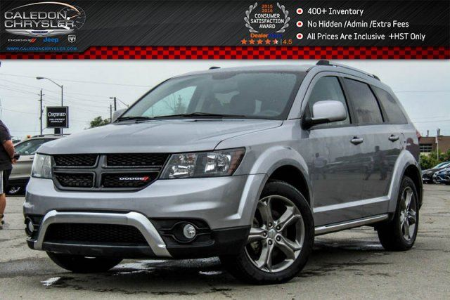 2016 DODGE JOURNEY Crossroad in Bolton, Ontario