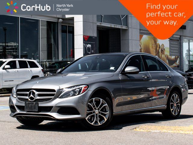 2015 MERCEDES-BENZ C-CLASS C 300 in Thornhill, Ontario