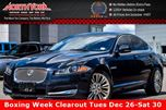 2012 Jaguar XF Portfolio Nav Sunroof Leather HTD/Vntd Frnt Seats 19Alloys in Thornhill, Ontario