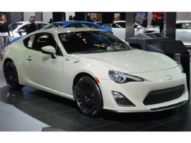 2016 Scion FR-S Release Series 2.0 w/Extended Warranty & XS Wear Pass in Mississauga, Ontario