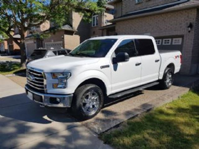2016 FORD F-150 4WD SuperCrew 145 XLT XRT in Mississauga, Ontario
