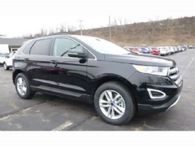 2016 Ford Edge SEL FWD w/Navigation +++ in Mississauga, Ontario