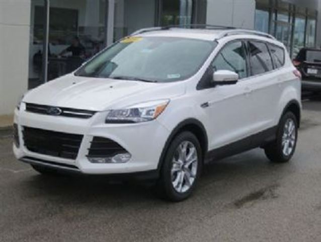 2014 Ford Escape TITANIUM AWD SUV in Mississauga, Ontario