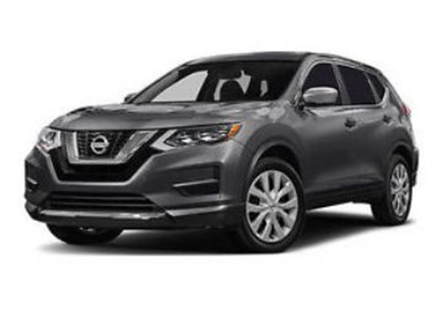 2017 NISSAN Rogue 2017.5 FWD 4dr S in Mississauga, Ontario