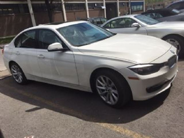 2014 BMW 3 Series 320i xDrive Modern Line Excess Wear, BMW Aesthetic Protect in Mississauga, Ontario