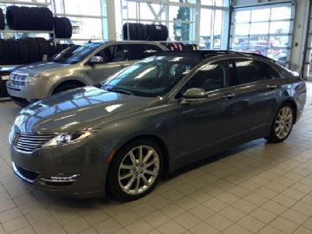 2014 LINCOLN MKZ AWD in Mississauga, Ontario