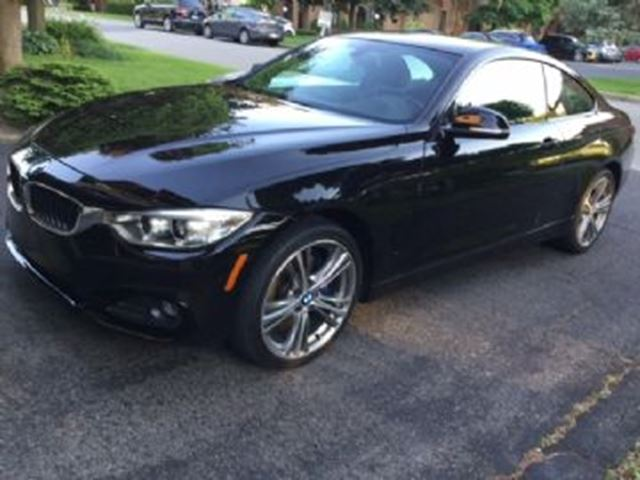 2015 BMW 4 Series 428i xDrive in Mississauga, Ontario