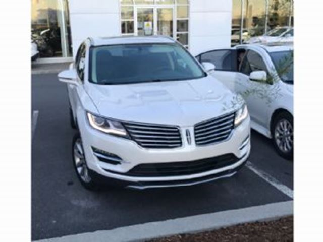 2016 LINCOLN MKC AWD in Mississauga, Ontario